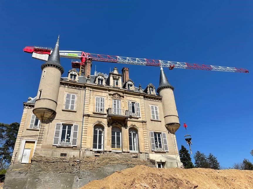 Pôle Hôtellerie-Restauration : la première phase du chantier a commencé