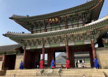 Lucie étudie en Corée du Sud